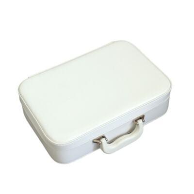 Imagem 1 do produto Maleta Branca com Zíper LKL