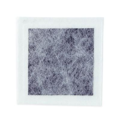 Imagem 1 do produto Curativo de Carvão Ativado e Prata 6,5 x 9,5cm 1 unidade -