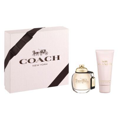 Imagem 2 do produto Coach Woman Coach - Feminino - Eau de Parfum - Perfume + Loção Corporal - Kit
