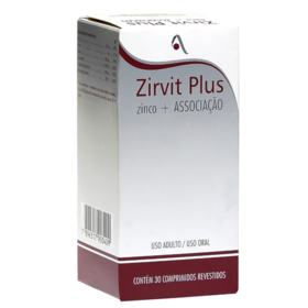 Zirvit Plus 30 comprimidos revestidos