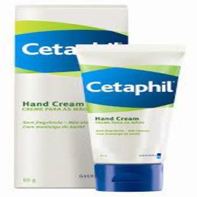 Imagem 3 do produto Cetaphil Hand Cream Mãos Secas e Rachadas - Creme para as Mãos - 85g