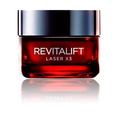 Imagem 4 do produto Creme Anti-Idade L'Oréal Paris Revitalift Laser X3 Diurno - 50ml