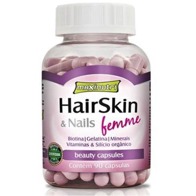 Imagem 1 do produto HairSkin & Nails Femme 90 capsulas