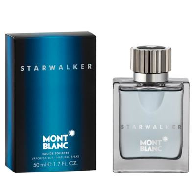 Starwalker Montblanc - Perfume Masculino - Eau de Toilette - 50ml