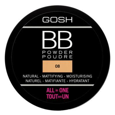 Pó Facial Gosh Copenhagen - BB Powder - Chestnut