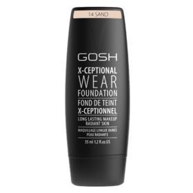Base Facial Gosh Copenhagen - X-ceptional Wear Foundation - Sand