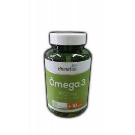 Omega 3 1000mg 120 cápsulas + 10 grátis