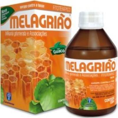 Imagem 1 do produto Melagrião Xarope Expectorante com Guaco 150mL