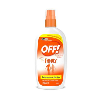 Repelente Off Spray 200ml