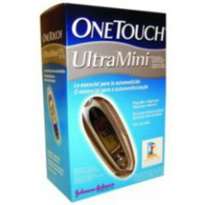 Imagem 1 do produto One Touch Ultra Mini Kit Johnson's