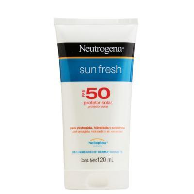 Imagem 2 do produto Protetor Solar Neutrogena Sun Fresh - Fps50 | 120ml