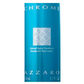 Desodorante Spray Azzaro Chrome  - Masculino - 150ml