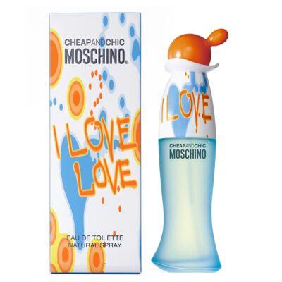 Imagem 2 do produto I love love Moschino - Perfume Feminino - Eau de Toilette - 50ml