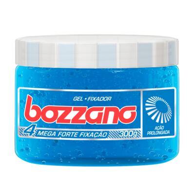 Gel Fixador Bozzano Ação Prolongada 300g