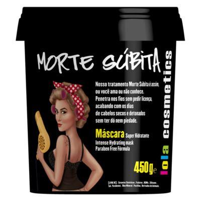 Imagem 2 do produto Máscara Super Hidratante Lola - Morte S?bita | 450g