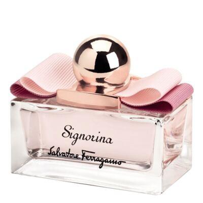 Imagem 1 do produto Signorina Salvatore Ferragamo - Perfume Feminino - Eau de Parfum - 100ml