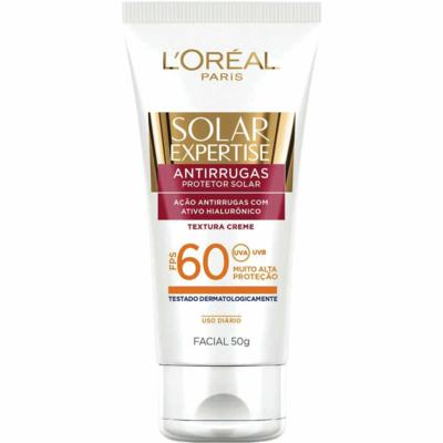 Protetor Solar Expertise Facial - FPS 60   50g