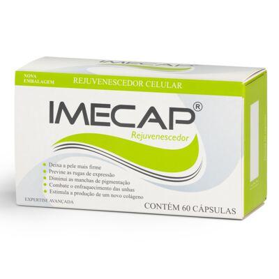 Rejuvenescedor Imecap 60 cápsulas