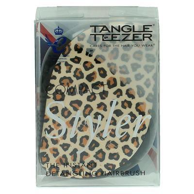 Imagem 4 do produto Compact Style Tangle Teezer - Escova para os Cabelos - Leopard Print