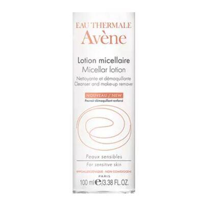Imagem 2 do produto Loção Micelar Avène - Higiene Demaquilante - 100ml