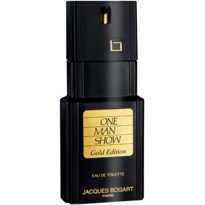 One Man Show Gold Jacques Bogart - Perfume Masculino - Eau de Toilette - 100ml