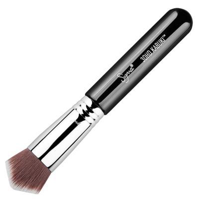 Imagem 2 do produto Pincel Sigma Beauty - 3DHD Kabuki Brush Black - 1 Un