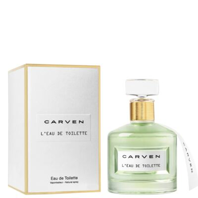 Imagem 2 do produto Carven L'eau Carven - Perfume Feminino - Eau de Toilette - 100ml