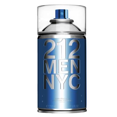 212 Men NYC Carolina Herrera Body Spray - 250ml