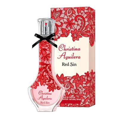 Imagem 2 do produto Red Sin Christina Aguilera - Perfume Feminino - Eau de Parfum - 50ml