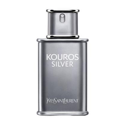 Imagem 1 do produto Kouros Silver Yves Saint Laurent - Perfume Masculino - Eau de Toilette - 50ml