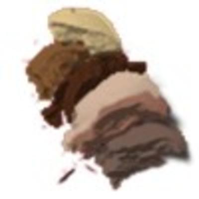 Imagem 3 do produto Kit de Contorno Facial Océane - Contour Kit - 1 Un