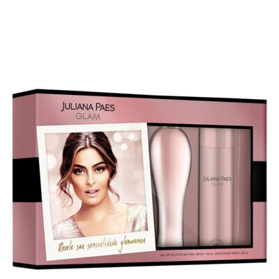 Juliana Paes Glam Juliana Paes - Kit - Perfume Feminino - Eau de Toilette - Kit
