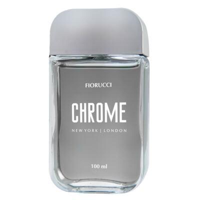 Imagem 1 do produto Chrome Fiorucci- Perfume Masculino - Deo Colônia - 100ml