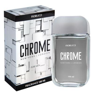 Imagem 2 do produto Chrome Fiorucci- Perfume Masculino - Deo Colônia - 100ml