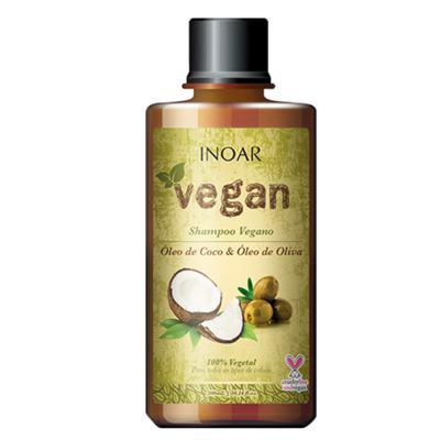 Imagem 1 do produto Inoar Vegan - Shampoo - 500ml