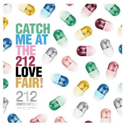 Imagem 4 do produto 212 Sexy Pills Carolina Herrera - Perfume Feminino - Eau de Parfum - 20ml