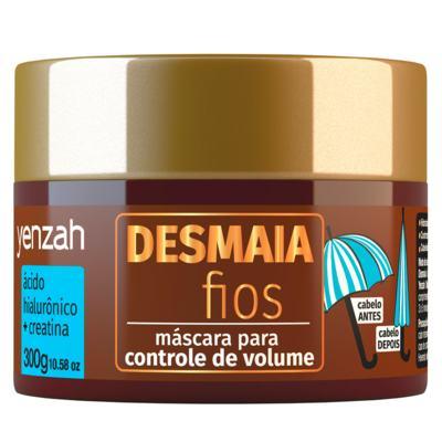 Yenzah Desmaia Fios - Máscara Capilar - 300g