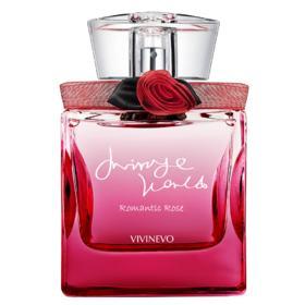 Mirage World Romantic Rose Vivinevo - Perfume Feminino - Eau de Parfum - 100ml