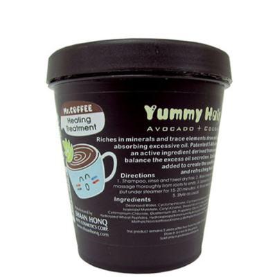 Imagem 1 do produto N.P.P.E. Shaan Honq Yummy Hair Mr. Coffee - Máscara Capilar - 250ml