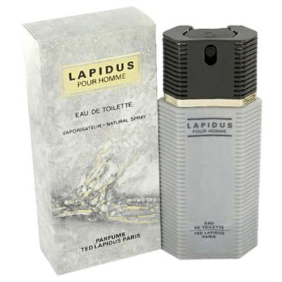 Lapidus Pour Homme Ted Lapidus - Perfume Masculino - Eau de Toilette - 30ml