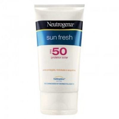 Imagem 1 do produto Protetor Solar Neutrogena Sun Fresh FPS 50 200ml