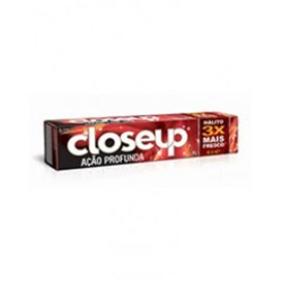 Imagem 1 do produto Gel Dental Closeup Ação Profunda Red Hot 90g