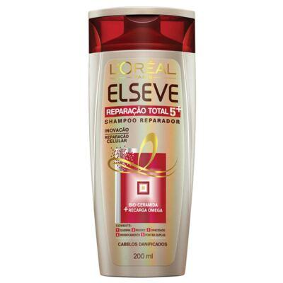 Shampoo Elseve Reparação Total 5 200ml