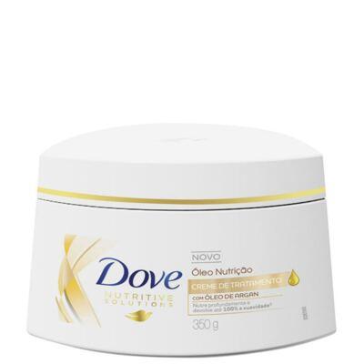Imagem 1 do produto Creme de Tratamento  Dove Óleo Nutrição 350g