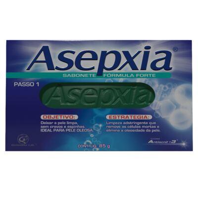 Imagem 1 do produto Sabonete Asepxia Fórmula Forte - 85g