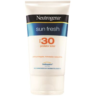 Protetor Solar Neutrogena Sun Fresh FPS 30 120ml