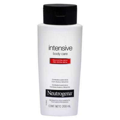 Imagem 7 do produto Hidratante Corporal Neutrogena Body Care Intensive Extra Care - 200ml