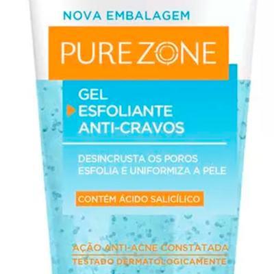 Imagem 2 do produto Esfoliante Facial L'Oréal Paris Gel Esfoliante Anti-Cravos Resistentes Dermo Expertise - 100g