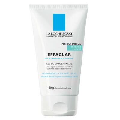 Imagem 1 do produto Gel de Limpeza Facial La Roche-Posay Effaclar 150g