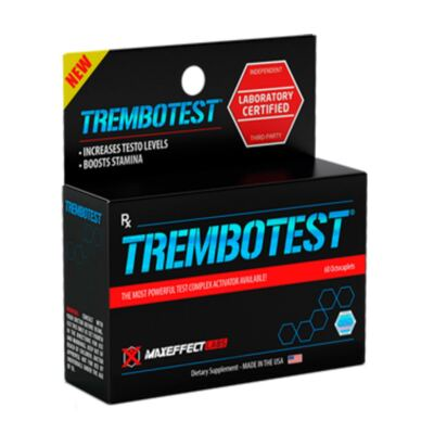 Trembotest 60 Octocaplets - MaxEffect